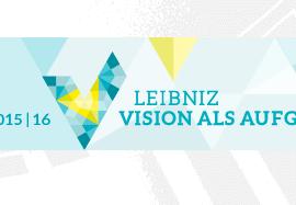"""Symposium mit Abendvorträgen: """"Leibniz: Vision als Aufgabe"""""""