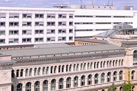Änderungen der Räume des Servicecenter Fak VII